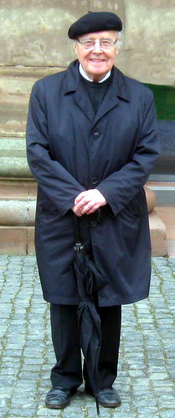 Dr. Heribert Schmitz