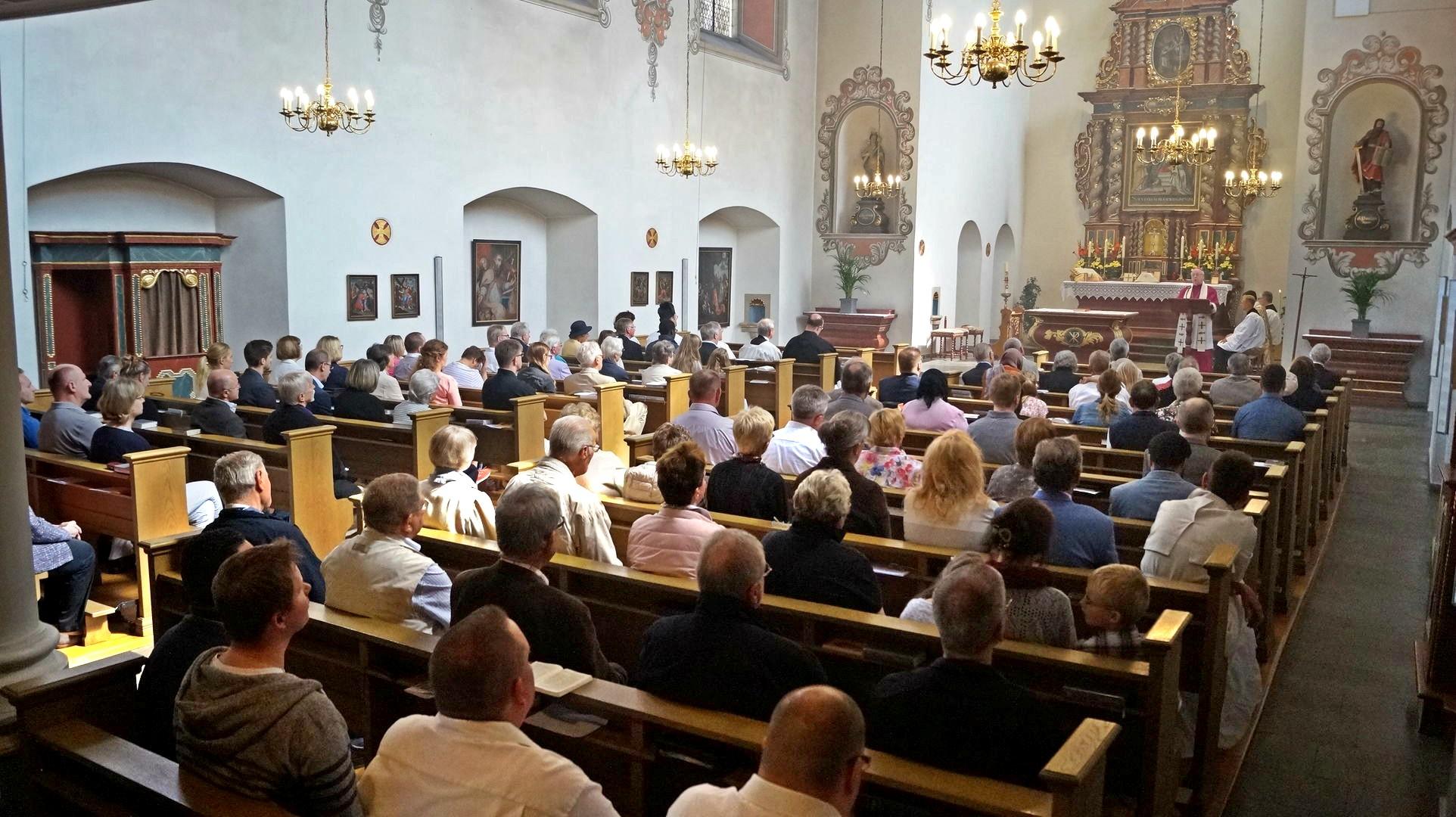 Predigt des Erzbischofs