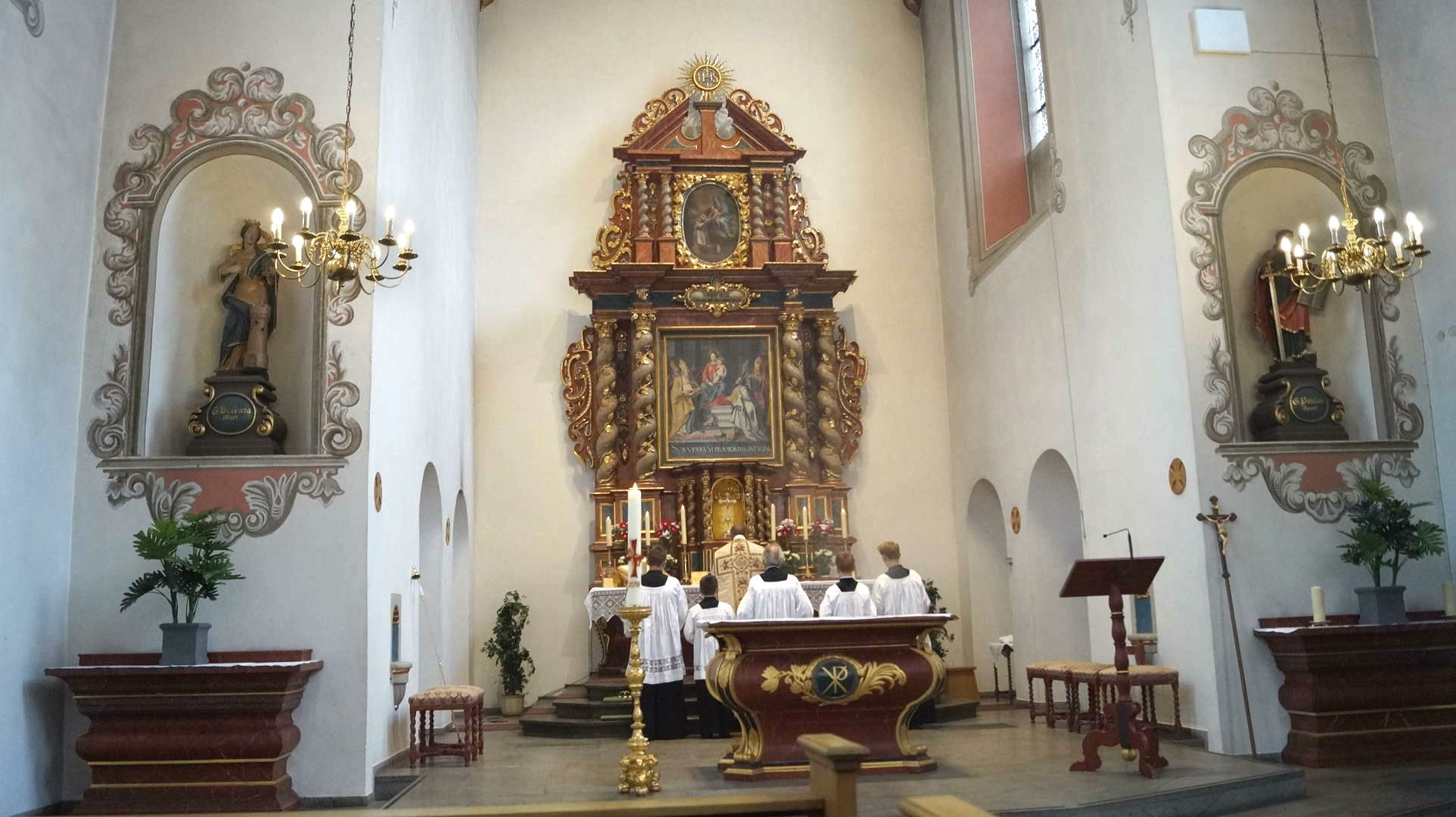 Kapuzinerkirche Paderborn