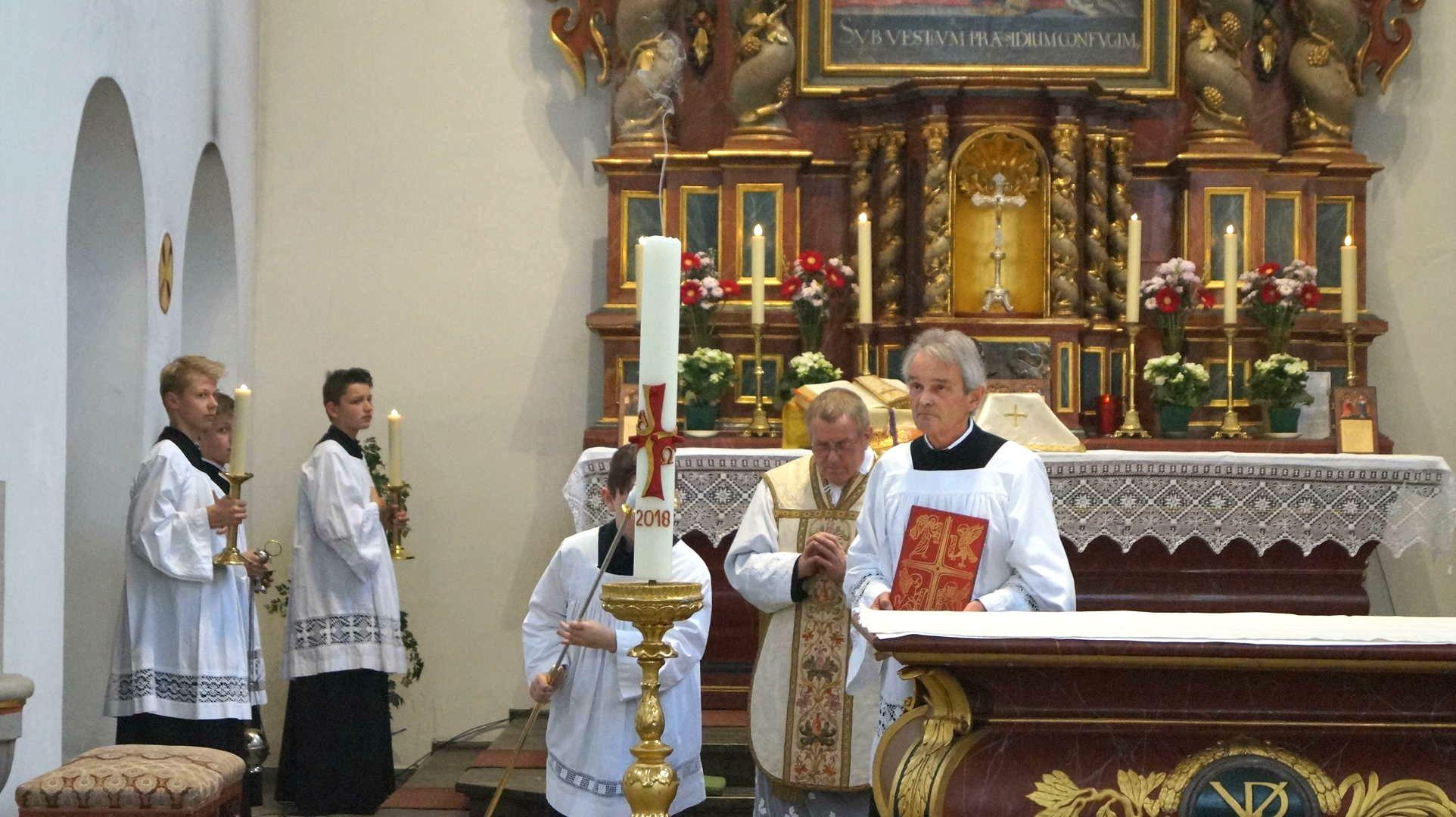 In Ascensione Domini - Christi Himmelfahrt 2018