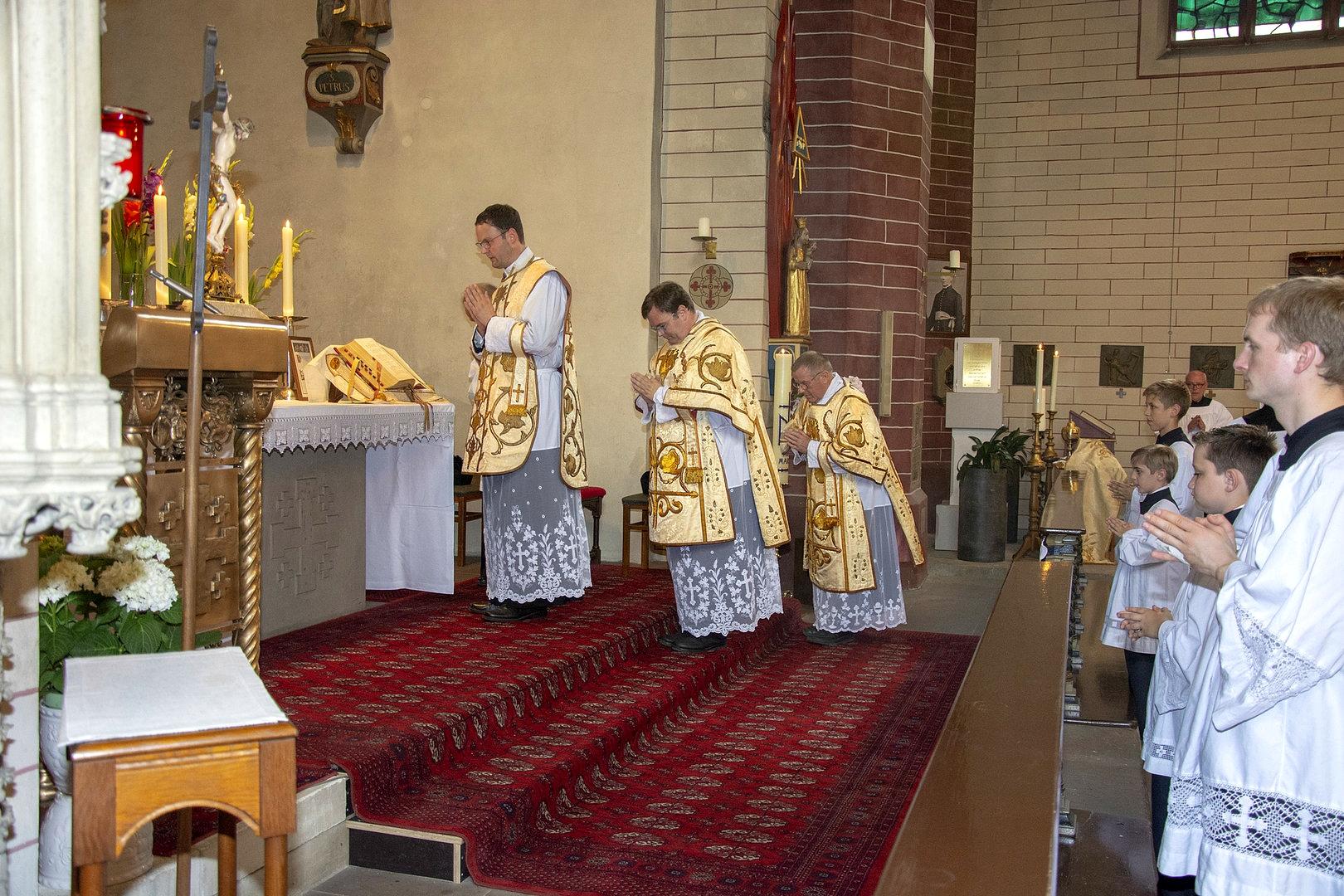 Missa Solemnis in Paderborn