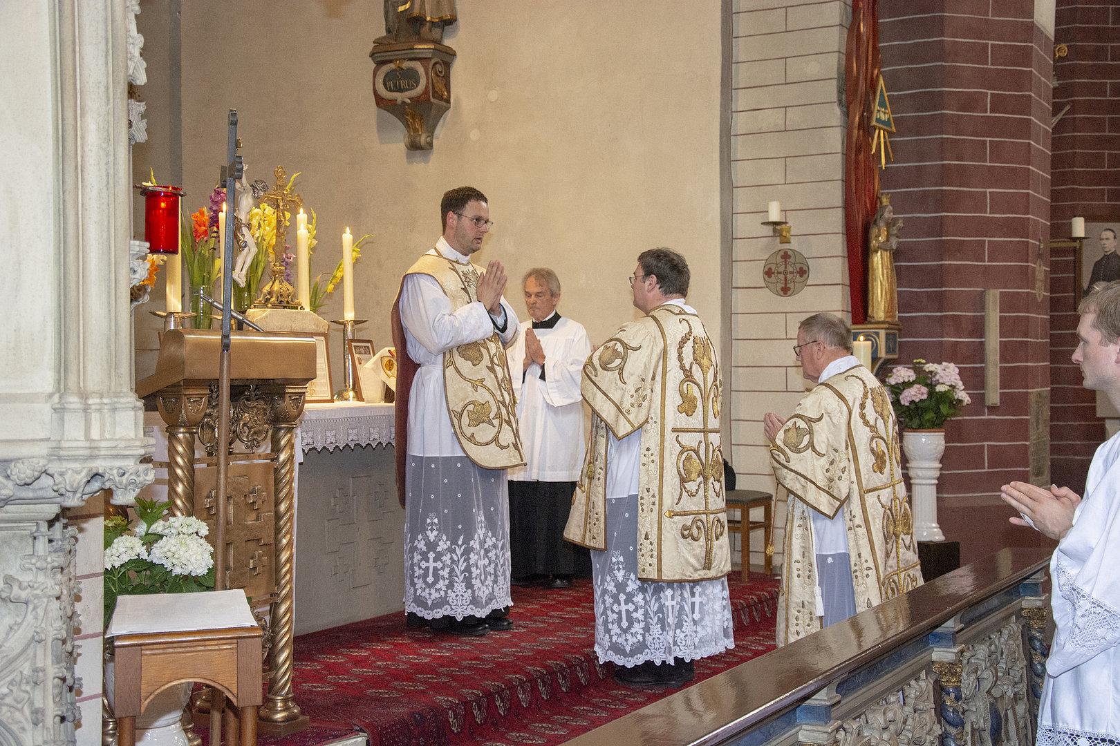 Solemn High Mass in Paderborn