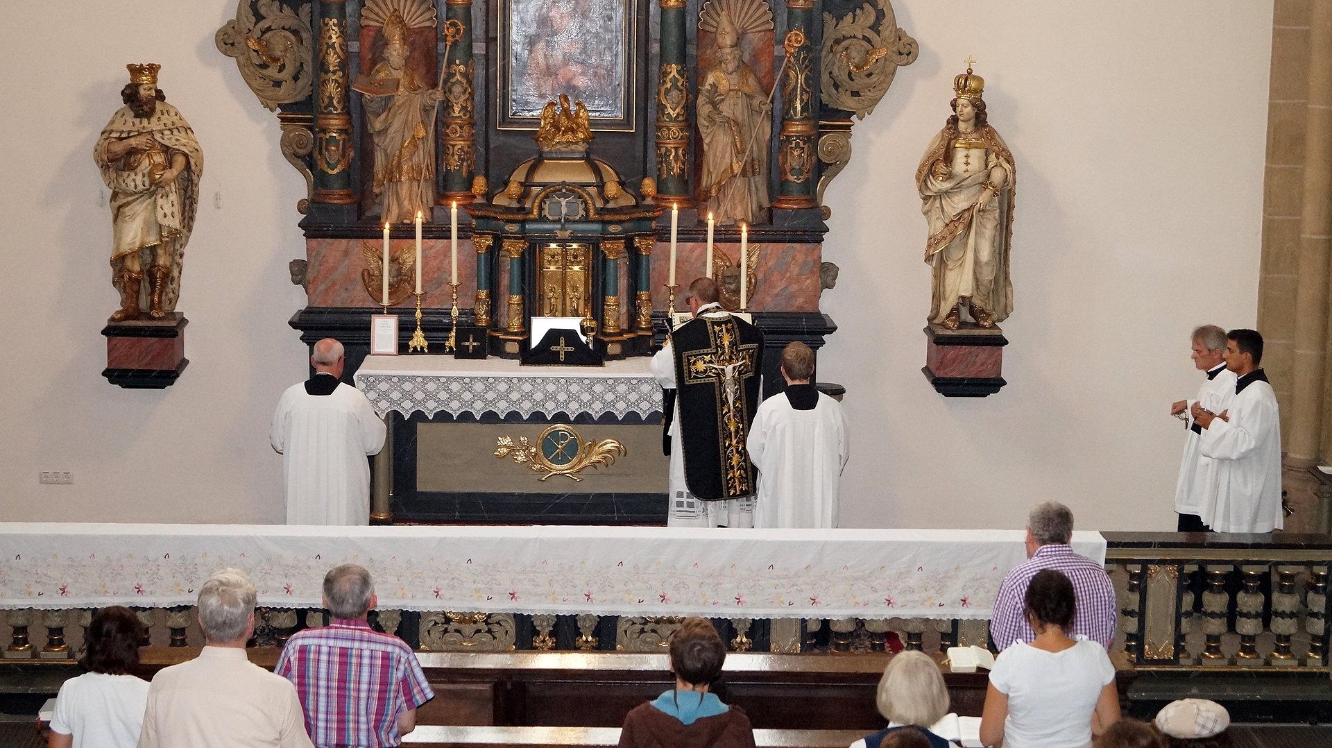 Requiem für Monsignore Otto Brauer am 08.08.2018