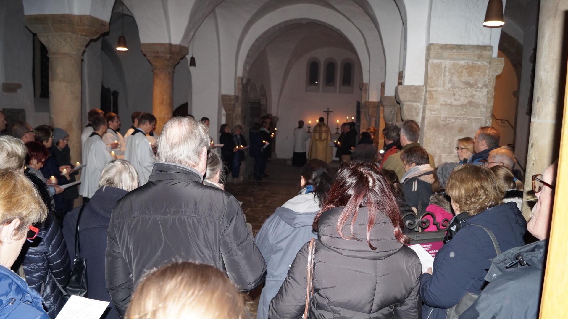 Brigidenkapelle im Hohen Dom zu Paderborn