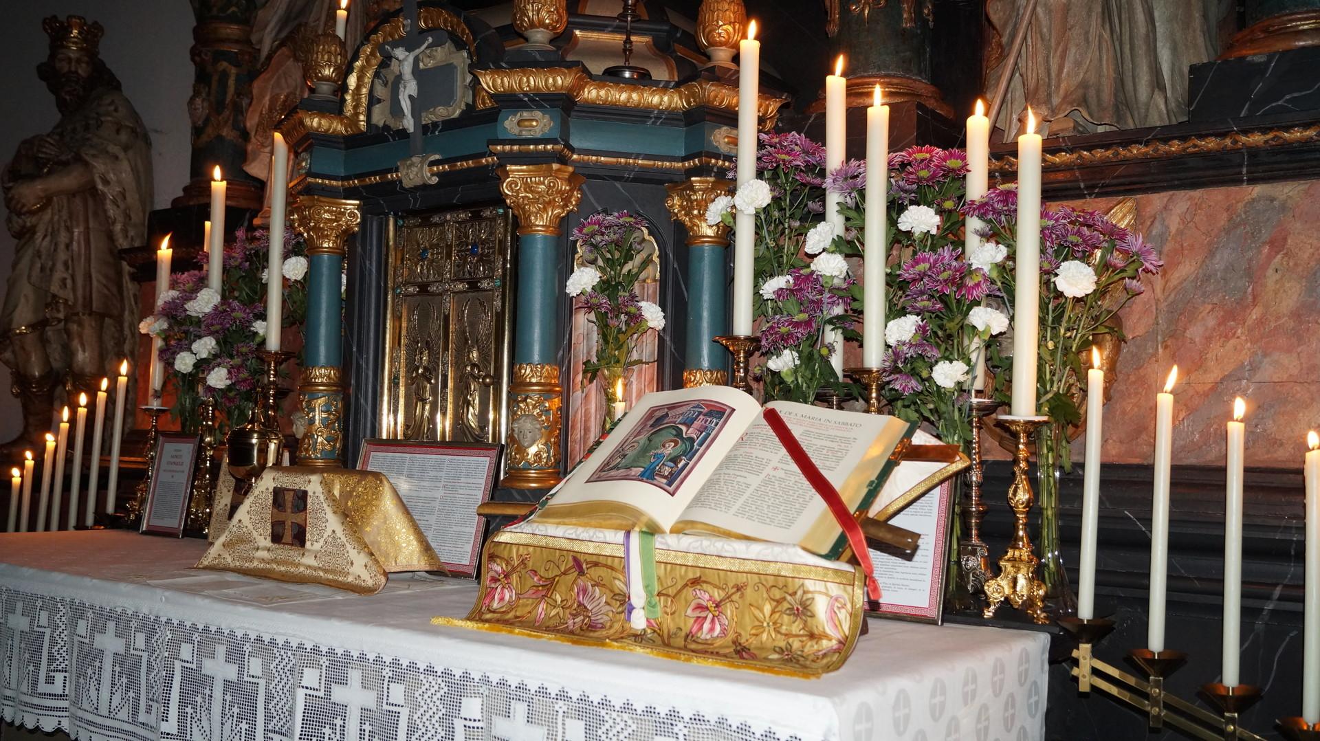 Rorate Santa Maria in Sabbato