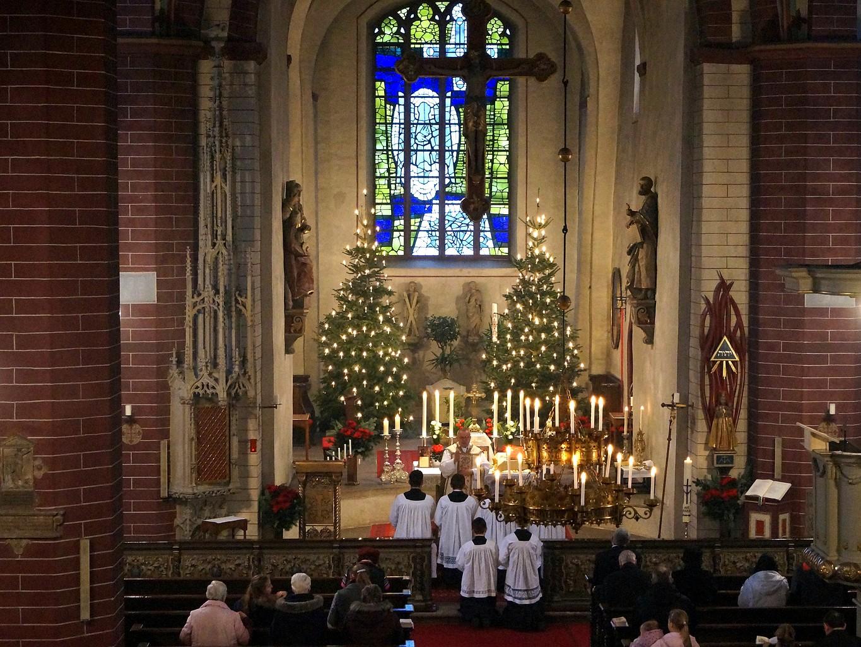 Busdorfkirche Neujahr 2019