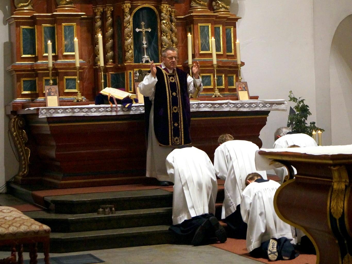 Orate fratres