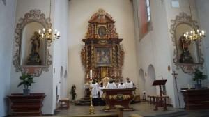 Liborianum Christi Himmelfahrt 2018