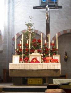 Paderborn Gaukirche Weihnachten 2015