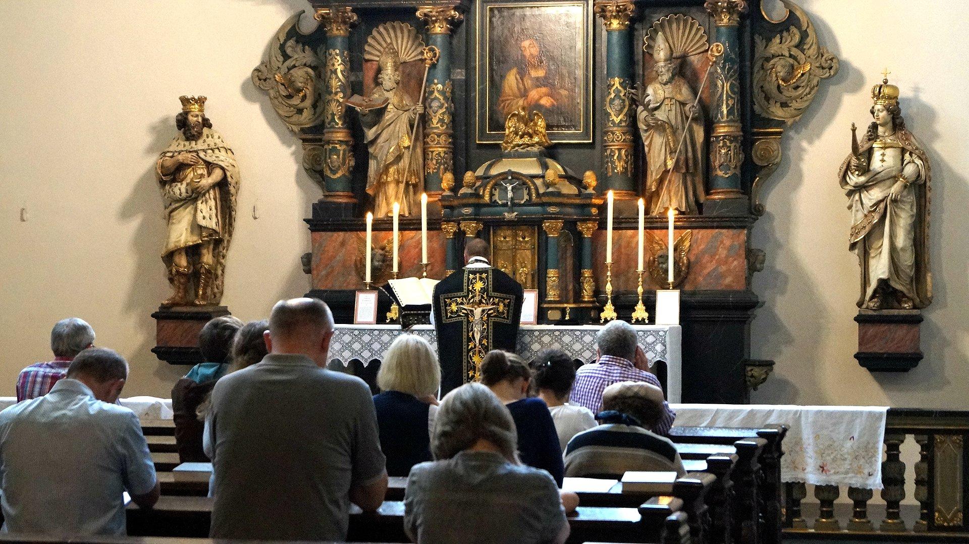 Requiem im außerordentlichen Ritus für Monsignore Otto Brauer verstorben am 31.07.2018