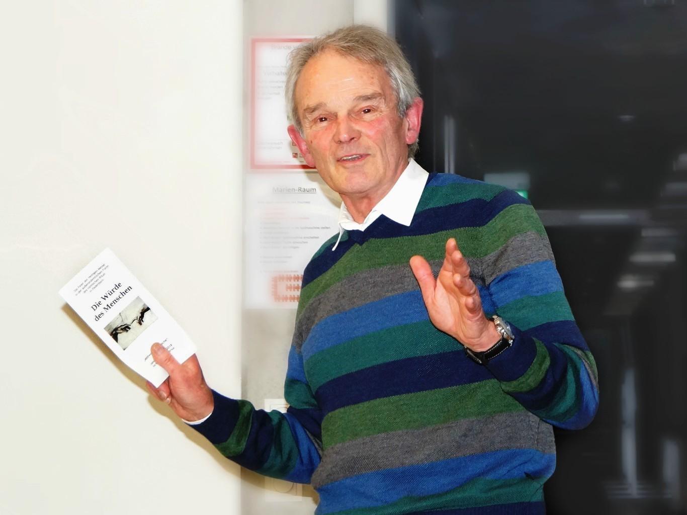 Dr. Wolfgang Kühnhold