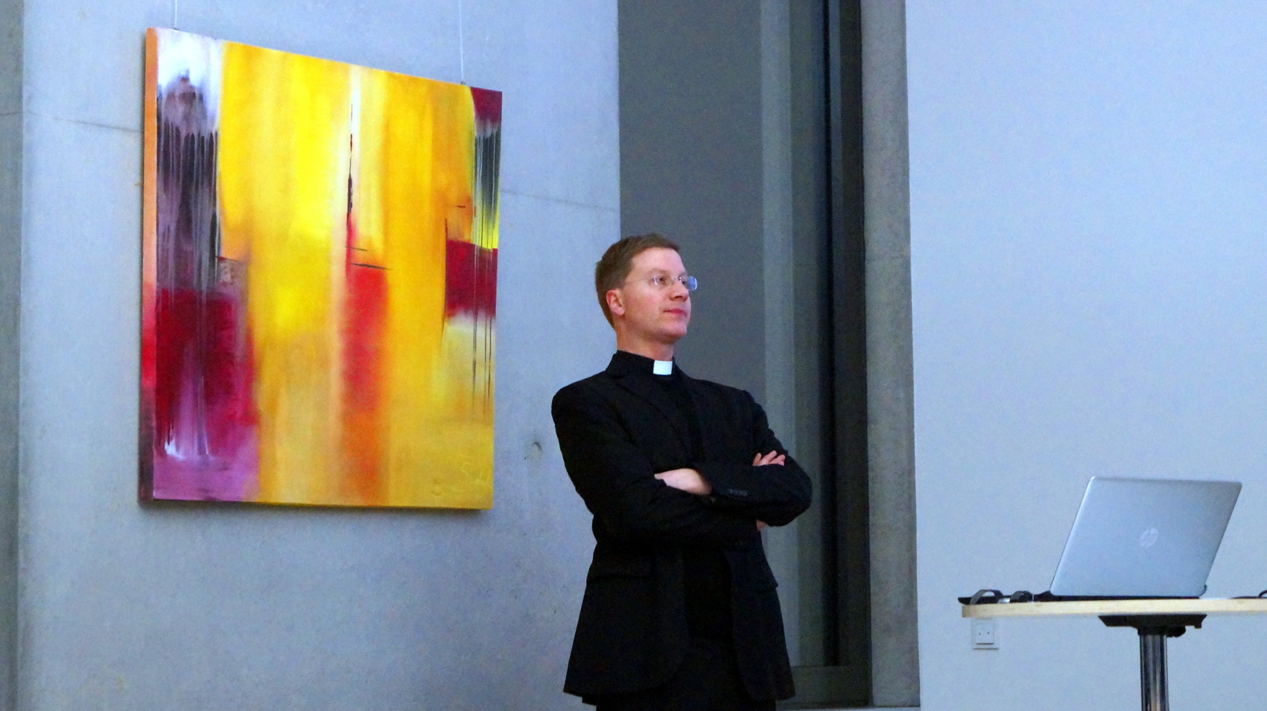 Pfarrer Peter Fuchs